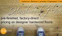Hardwood Flooring Special