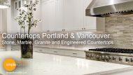 Portland / Vancouver Countertops