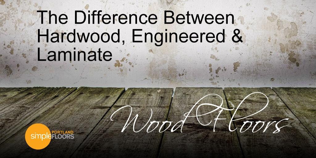 Hardwood Engineered Laminate Floors