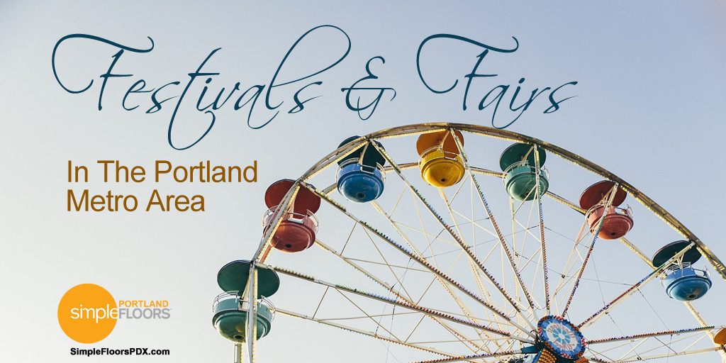 Festivals And Fairs In The Portland Metro Area
