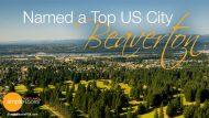 Beaverton Named A Top US City