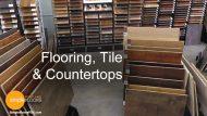 Flooring, Tile & Countertops