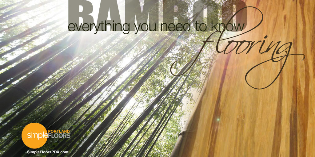 Bamboo Floors Everything You Need To Know