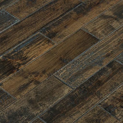 Adori Handscraped Oak Solid Wood Floor Part 1