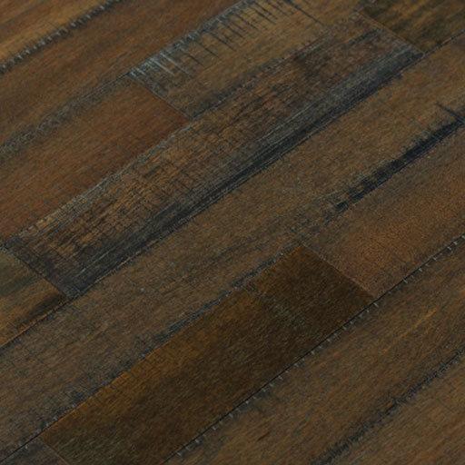 Hand Sed Mahogany Solid Wood Flooring