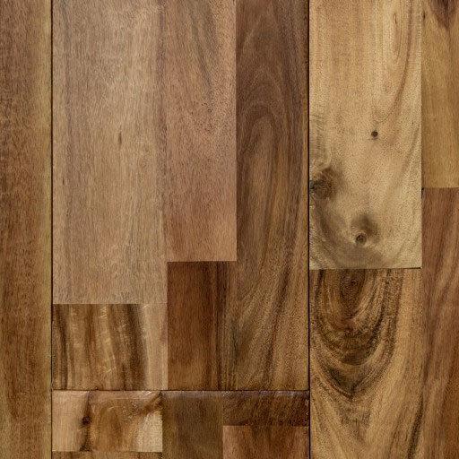 Natural Acacia Handscraped Solid Wood Flooring