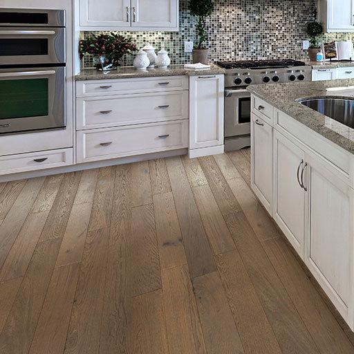 Blue Ridge Frostburg Handscraped Oak Engineered Floor