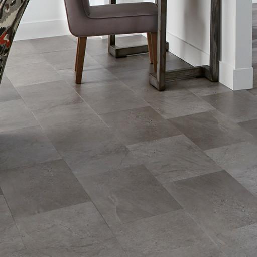 Adura Max Meridian Carbon Concrete Lvt Rectangle Flooring