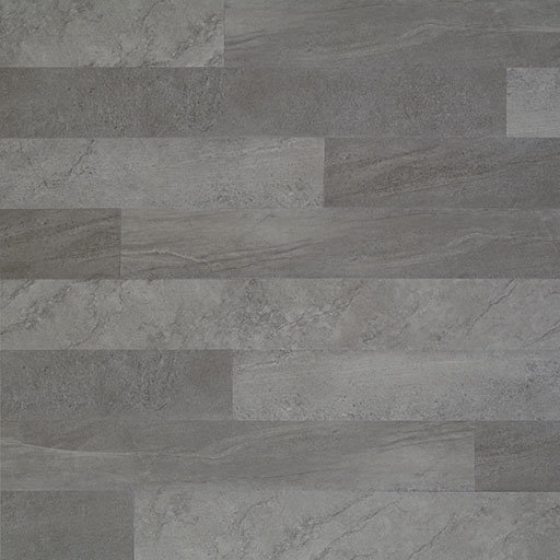 Adura Max Meridian Carbon Concrete Luxury Vinyl Tile Floor