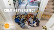 Creating The Perfect Laundry Room