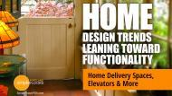 Home Design Trends Leaning Toward Functionality