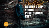 Portland Ranked A Top Young Professional City